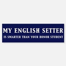 Smart ES Bumper Bumper Bumper Sticker