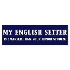 Smart ES Bumper Car Sticker