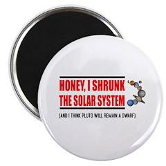 Shrunk the Solar System Magnet