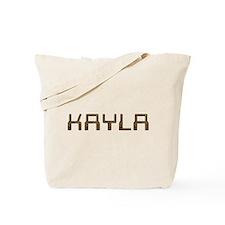 Kayla Circuit Tote Bag