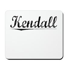 Kendall, Vintage Mousepad