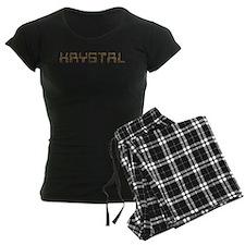 Krystal Circuit Pajamas