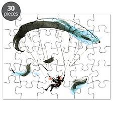 Paraglider Puzzle