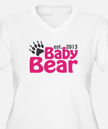 Baby Bear Claw Est 2013 T-Shirt