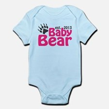 Baby Bear Claw Est 2013 Infant Bodysuit