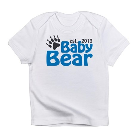 Baby Bear Claw Est 2013 Infant T-Shirt