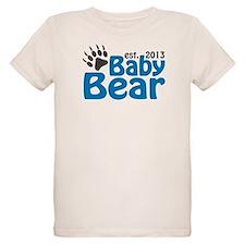 Baby Bear Claw Est 2013 T-Shirt