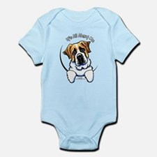 Saint Bernard IAAM Infant Bodysuit