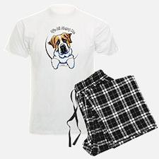 Saint Bernard IAAM Pajamas