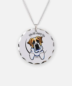 Saint Bernard IAAM Necklace