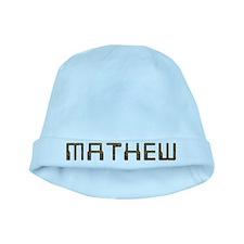 Mathew Circuit baby hat