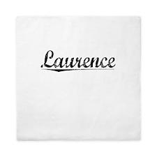 Laurence, Vintage Queen Duvet