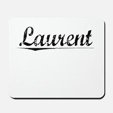 Laurent, Vintage Mousepad