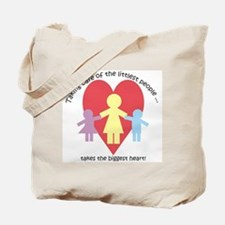 Littlest People Tote Bag