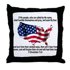 If My people! Throw Pillow