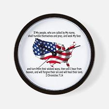 If My people! Wall Clock