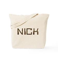Nick Circuit Tote Bag