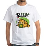 IT'S STILL MONDAY White T-Shirt