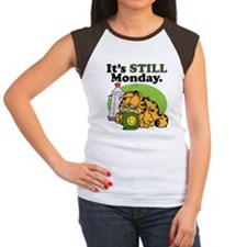IT'S STILL MONDAY Women's Cap Sleeve T-Shirt