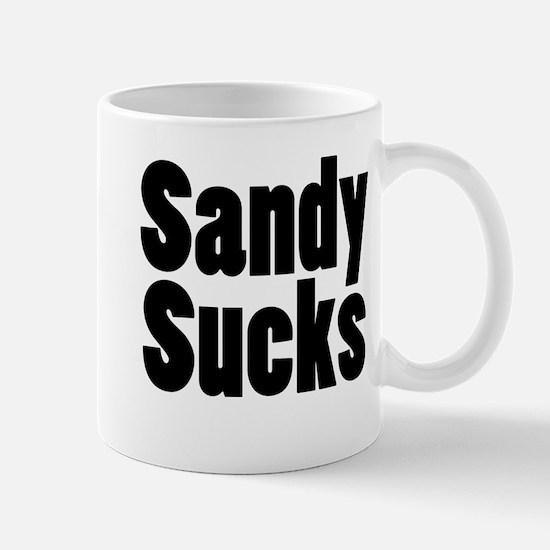 Sandy Sucks Mug