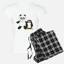 Panda and penguin Pajamas