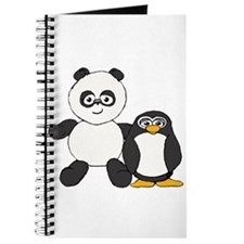 Panda and penguin Journal