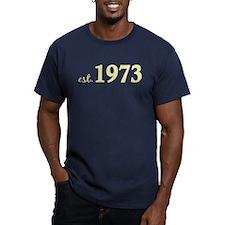 Est 1973 (Born in 1973) T