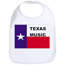 Texas Music Bib