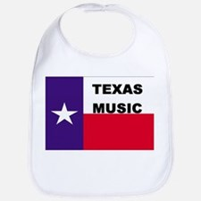 Texas Music Bib