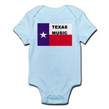 Texas Music Infant Creeper