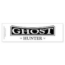 Ghost Hunter Bumper Bumper Sticker