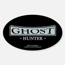 Ghost Hunter Decal