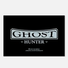Ghost Hunter Postcards (Package of 8)