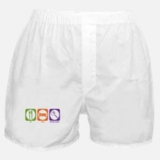 Eat Sleep Forensic Boxer Shorts