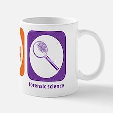 Eat Sleep Forensic Mug