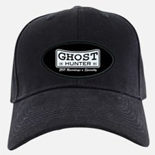 Ghost Hunter EVP Black Baseball Hat