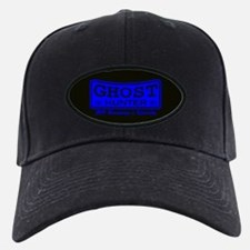 Ghost Hunter EVP Blue Baseball Hat