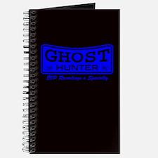 Ghost Hunter EVP Blue Journal