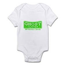 Ghost Hunter Green Infant Bodysuit