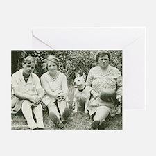 French Bulldog Picnic Greeting Cards (Pk of 10