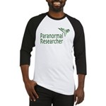 Paranormal Researcher Baseball Jersey