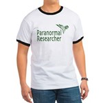 Paranormal Researcher Ringer T