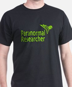 Paranormal Researcher T-Shirt