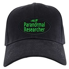 Paranormal Researcher Baseball Hat