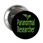 Paranormal Researcher Button