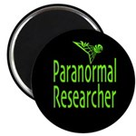Paranormal Researcher Magnet