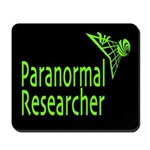 Paranormal Researcher Mousepad
