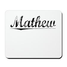 Mathew, Vintage Mousepad