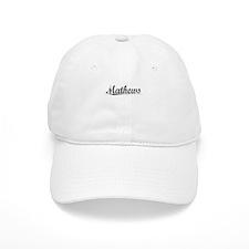 Mathews, Vintage Baseball Cap
