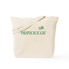 Parapsychologist Tote Bag